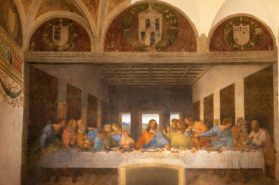 Last Supper Ticket (Wednesdays and Saturdays) - The Last Supper masterpiece by Leonardo da Vinci in Santa Maria delle Grazie church.JPG