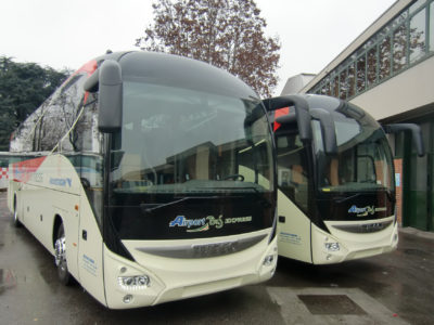 Bus to from Milan - Malpensa Airport (1).JPG
