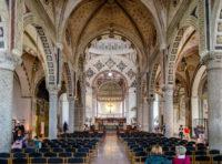 Half-Day Milan Tour and The Last Supper - Interior of Church Santa Maria delle Grazie.JPG